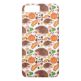 Mr. Hedgehog and Autumn iPhone 7 Plus Case