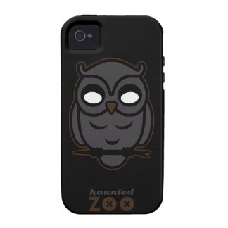 Mr. Hoots by Haunted Zoo I phone 4/4s case iPhone 4/4S Cases