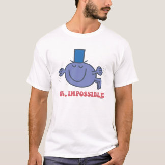 Mr. Impossible In Flight T-Shirt