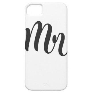 Mr iPhone 5 Case