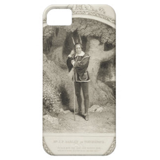 Mr J.P. Harley as Touchstone, Act V Scene 1, in As iPhone 5 Cases