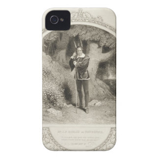 Mr J.P. Harley as Touchstone, Act V Scene 1, in As Case-Mate iPhone 4 Cases