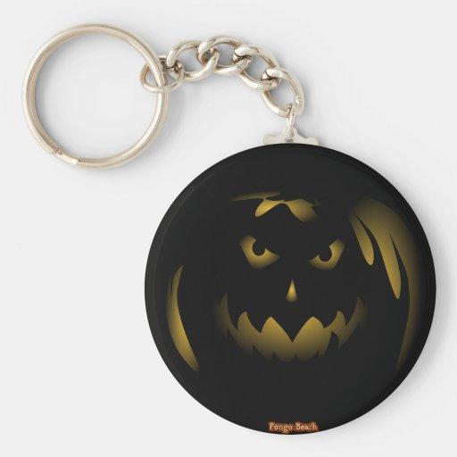 Mr. Jack-O-Lantern Keychains
