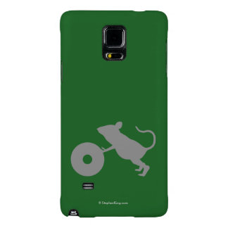 Mr. Jingles from Green Mile Galaxy Note 4 Case