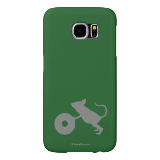 Mr. Jingles from Green Mile Samsung Galaxy S6 Cases