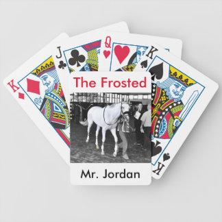 Mr. Jordan Bicycle Playing Cards