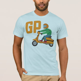 Mr Lambrettista GP Tee