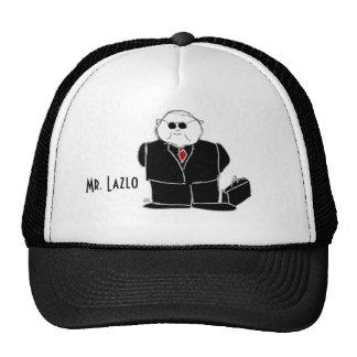 Mr. Lazlo Cap