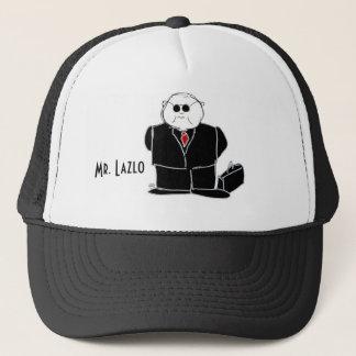 Mr. Lazlo Trucker Hat