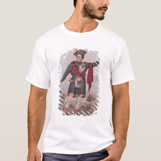 Mr. Macready in the role of Rob Roy Macgregor T-Shirt