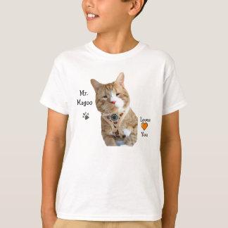 Mr. Magoo Loves You T-Shirt