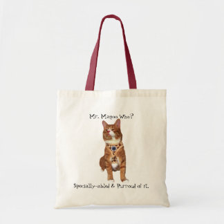 Mr. Magoo Specially-abled Tote