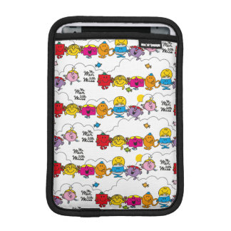 Mr Men & Little Miss | All In A Row iPad Mini Sleeve