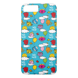 Mr Men & Little Miss | Birds & Balloons In The Sky iPhone 8 Plus/7 Plus Case