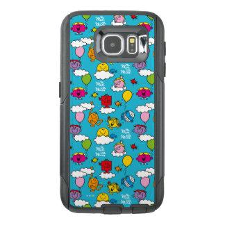 Mr Men & Little Miss | Birds & Balloons In The Sky OtterBox Samsung Galaxy S6 Case