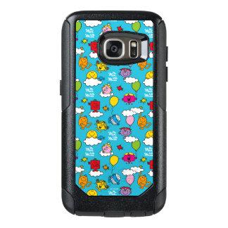 Mr Men & Little Miss | Birds & Balloons In The Sky OtterBox Samsung Galaxy S7 Case