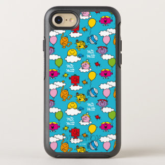 Mr Men & Little Miss | Birds & Balloons In The Sky OtterBox Symmetry iPhone 8/7 Case