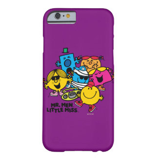 Mr. Men Little Miss Group Barely There iPhone 6 Case