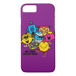 Mr. Men Little Miss Group iPhone 8/7 Case