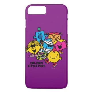 Mr. Men Little Miss Group iPhone 8 Plus/7 Plus Case