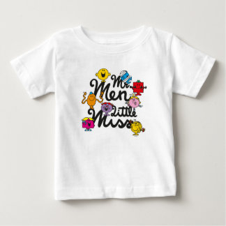 Mr. Men Little Miss | Group Logo Baby T-Shirt