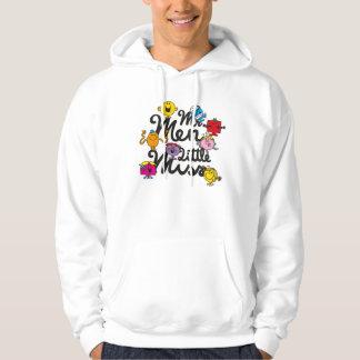 Mr. Men Little Miss | Group Logo Hoodie