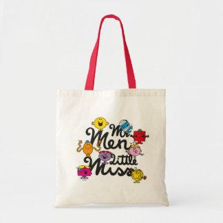 Mr. Men Little Miss | Group Logo Tote Bag