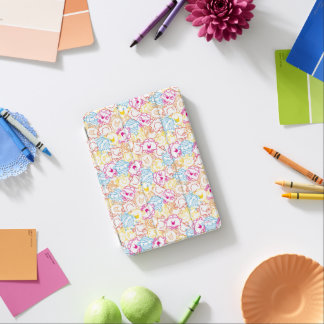 Mr Men & Little Miss   Neon Colors Pattern iPad Mini Cover