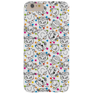 Mr Men & Little Miss | Rainbow Polka Dots Pattern Barely There iPhone 6 Plus Case