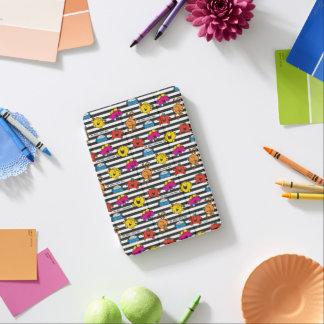 Mr Men & Little Miss   Stripes Pattern iPad Mini Cover
