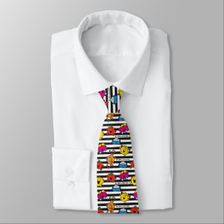 Mr Men & Little Miss | Stripes Pattern Tie