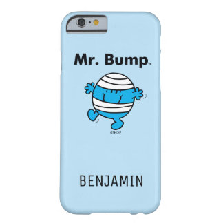 Mr. Men | Mr. Bump is a Clutz Barely There iPhone 6 Case