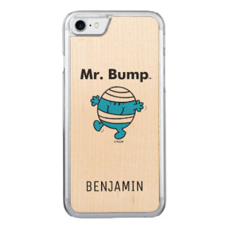 Mr. Men | Mr. Bump is a Clutz Carved iPhone 8/7 Case