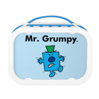 Mr. Men | Mr. Grumpy is a Grump Lunch Box
