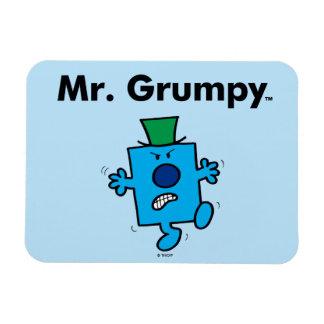 Mr. Men | Mr. Grumpy is a Grump Magnet