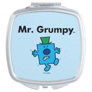 Mr. Men | Mr. Grumpy is a Grump Mirror For Makeup