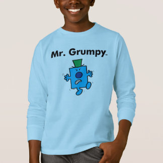 Mr. Men | Mr. Grumpy is a Grump T-Shirt
