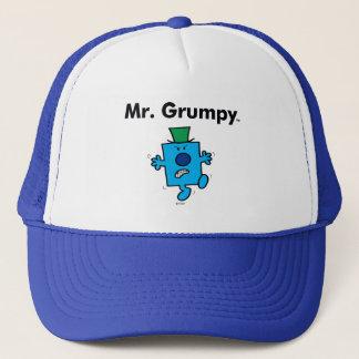 Mr. Men | Mr. Grumpy is a Grump Trucker Hat