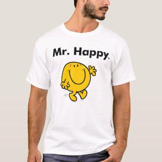 Mr. Men   Mr. Happy Is Always Happy T-Shirt