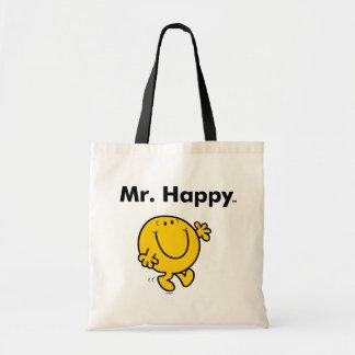 Mr. Men | Mr. Happy Is Always Happy Tote Bag