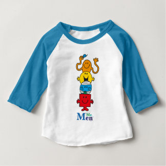 Mr. Men | Mr. Men Standing Tall Baby T-Shirt