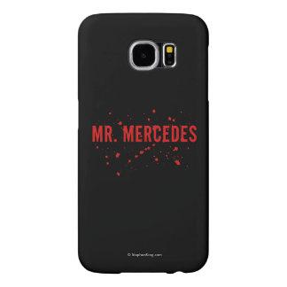 Mr. Mercedes Logo Samsung Galaxy S6 Cases