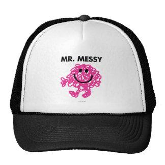 Mr. Messy | Classic Pose Cap