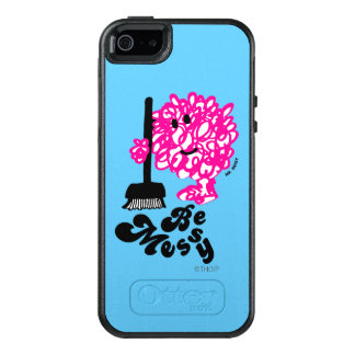 Mr. Messy Cleaning Up OtterBox iPhone 5/5s/SE Case