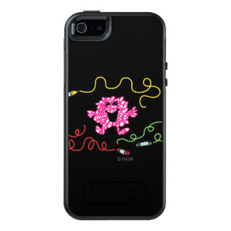 Mr. Messy Playing With Crayons OtterBox iPhone 5/5s/SE Case