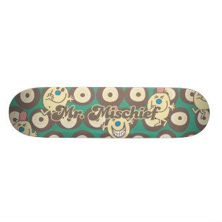 Mr. Mischief   Mischief Maker 20.6 Cm Skateboard Deck