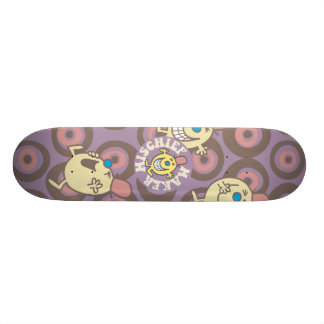 Mr. Mischief | Mischief Maker Skateboard Decks