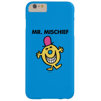 Mr. Mischief | Smiling Gleefully Barely There iPhone 6 Plus Case