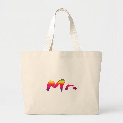 Mr Mister Tote Bag
