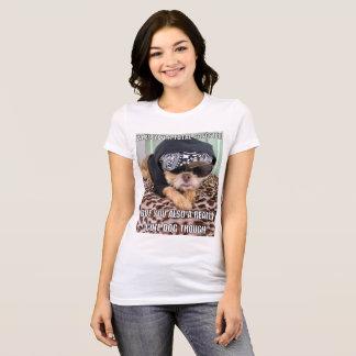 Mr. Monks Gangsta T-Shirt